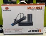 micrófono inalámbrico - foto