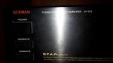 Amplificador Luxman - foto