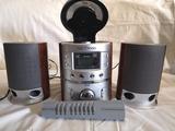 NUEVO-A ESTRENAR minicadena estéreo CD - foto