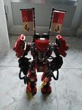 Kit Lego 60215 Robot Ninjago completo - foto
