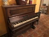 piano antiguo átelas - foto
