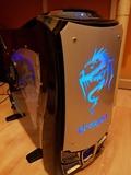 Caja PC, Torre ATX Dragons LED - foto