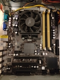 Placa base asrock AMD Am3 - foto