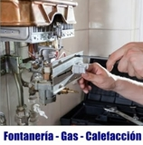 Fontanero autorizado gas y agua..... . - foto