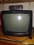 tele con mando marca sharp - foto