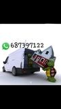 Transporte y Mudanzas toda CAT 687397122 - foto