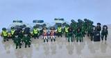 playmobil customizado Guardia Civil - foto