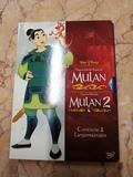 DVD (3) MULAN