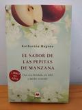 LIBRO:  EL SABOR DE LAS PEPITAS DE MANZAN - foto