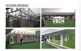 Estructuras metÁlicas y drywall - foto
