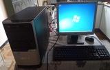 Ordenador acer + pantalla y teclado - foto