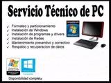 Limpieza de virus pc y portátil - foto