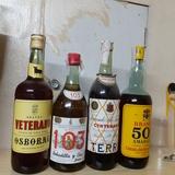 Brandy de Jerez con sello de 4 pst - foto