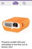 proyector portátil benq gs1 - foto