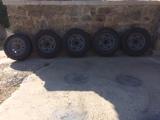 ruedas completas samurai vitara jimny - foto