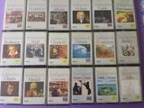 Cassettes audio. 30 unidades - foto