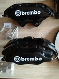 Pinzas Brembo 4 pistones - foto