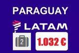 Vuelos Paraguay - foto