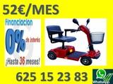 MOTO ELECTRICA Y SILLAS DE RUEDAS - foto