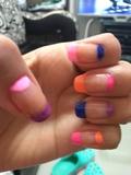 manicure y pedicure - foto