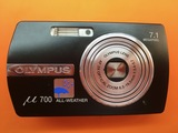 Camara olympus 700 MJU mius - foto