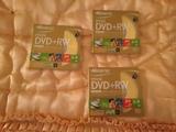 mini DVD+RW - foto