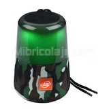 Altavoz bluetooth camuflaje serie light - foto