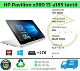 Táctil HP Pavilion x360 grado A - foto