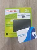 ¡OFERTA! Disco duro 2TB TOSHIBA 69 - foto