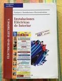 LIBRO INSTALACIONES ELÉCTRICAS DE INTERI - foto