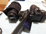 cámara réflex Nikon 5100 - foto
