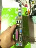 placa base gigabyte 775 + e7500+2gb ram - foto