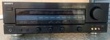 Amplificador Sony - foto