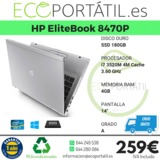 HP EliteBook 8470P i7 - foto