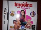 Imagina ser mama juego nintendo DS lite - foto