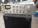 Amplificador gold King ka-83a public add - foto