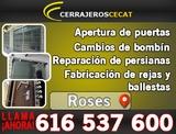 Cerrajero Roses 24Horas Barato y Urgente - foto