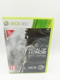 Medal of honor tier 1 edition xbox 360 - foto