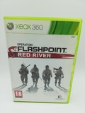 Operation flashpoint red river xbox 360 - foto