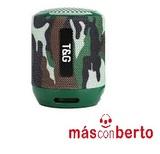 Altavoz Bluetooth T&G camuflaje - foto