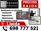 Reparacion de Persianas Lleida Baratos - foto