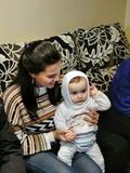 Cuidadora de niños/canguro en inglés - foto