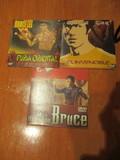 Bruce lee, 3 dvd de artes marciales - foto