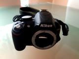Cámara Nikon D3100 - foto
