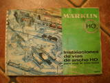 Catalogo Marklin - foto