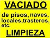 vaciado de pisos/locales/naves/trasteros - foto