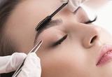 Depilación de cejas y labio superior - foto