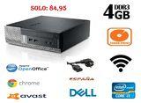 DELL OPTIPLEX 7010 i3 4GB / 250HDD WIN10 - foto
