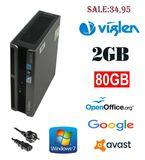 viglen 2gb / 80HDD WIN7PRO - SIN DVD - foto