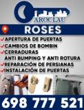 Cerrajero Roses Aroclau Urgentes Baratos - foto